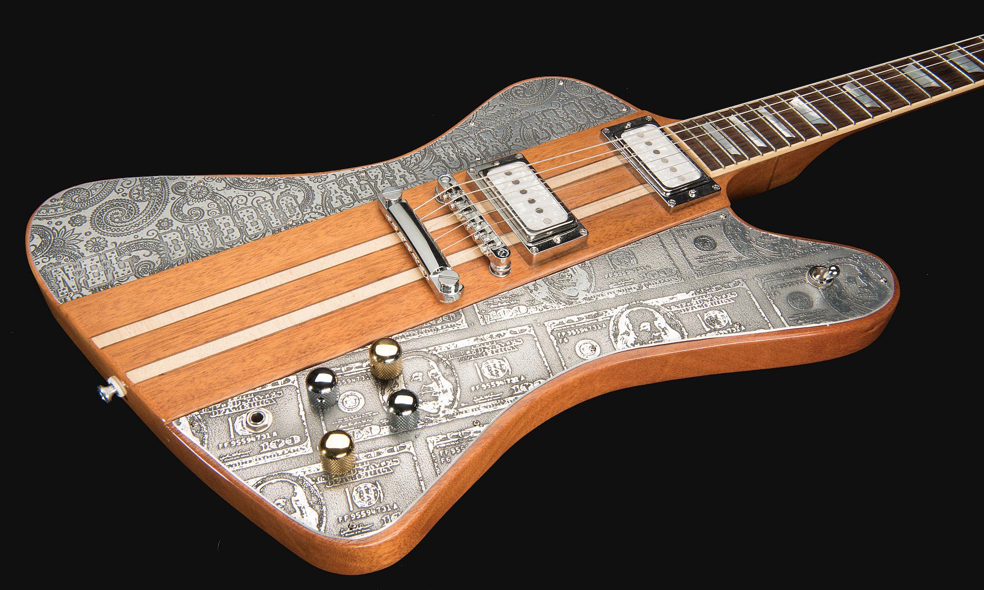 chitarre elettriche costruite artigianalmente shank